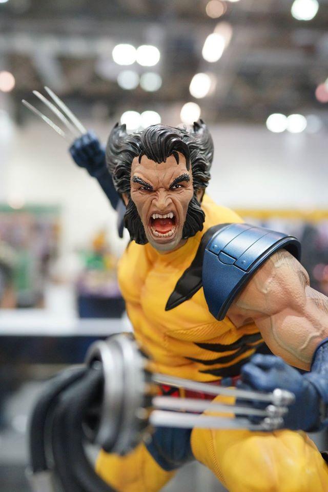 Premium Collectibles : Wolverine - Comics Version - Page 5 1