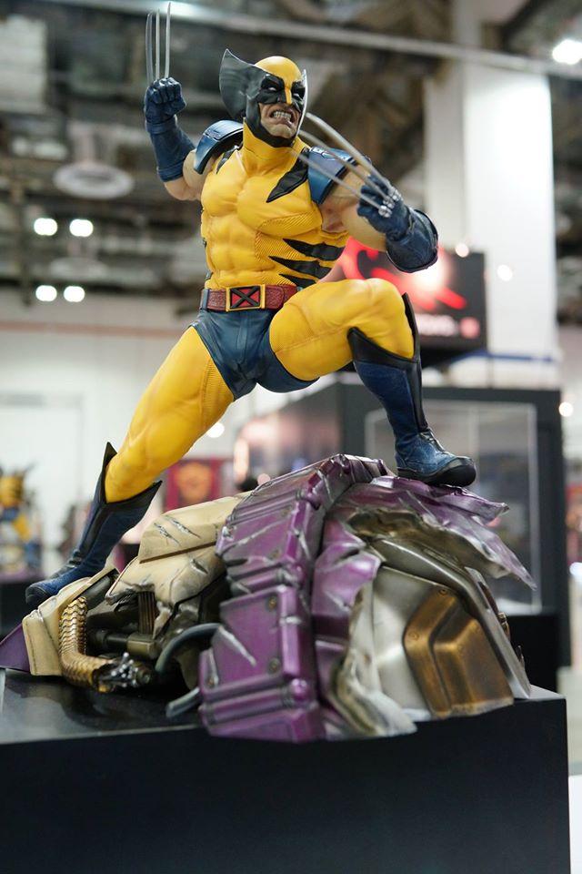 Premium Collectibles : Wolverine - Comics Version - Page 5 10