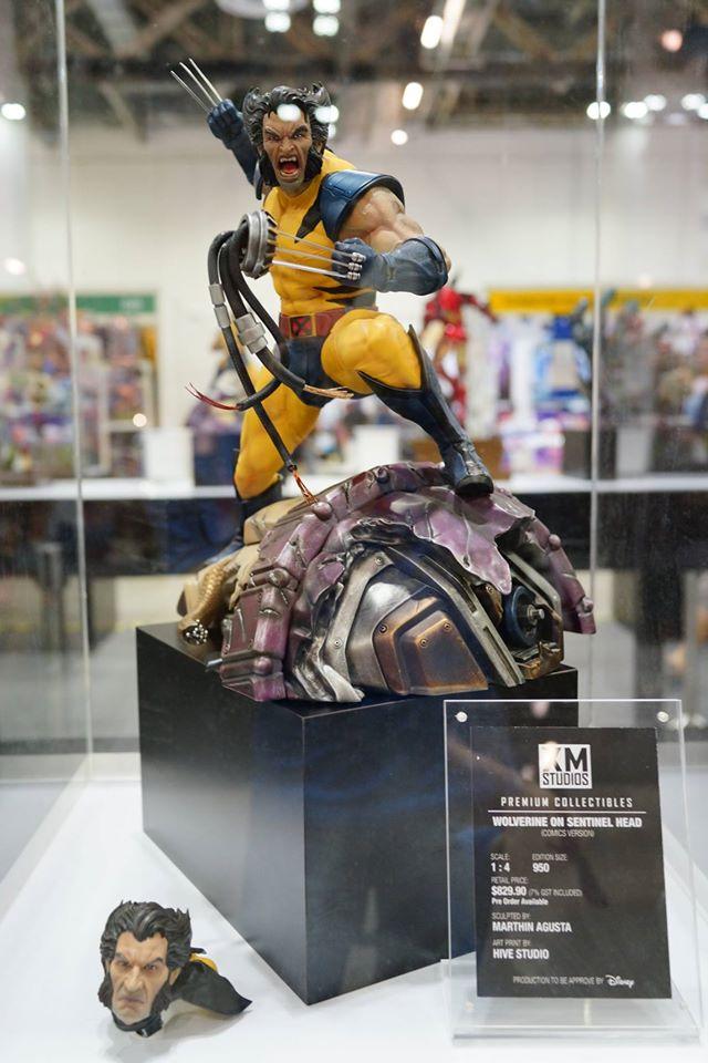 Premium Collectibles : Wolverine - Comics Version - Page 5 3