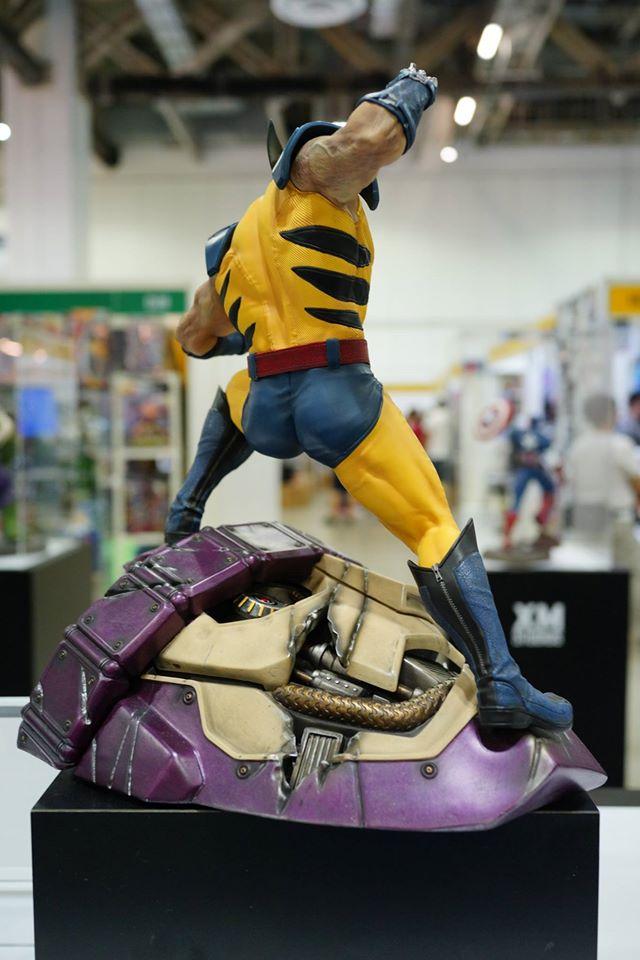 Premium Collectibles : Wolverine - Comics Version - Page 5 4