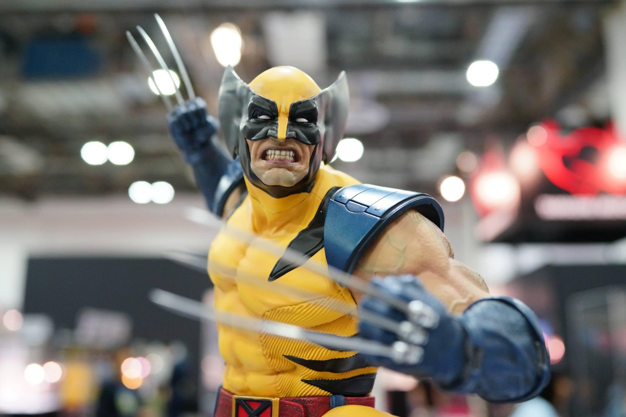 Premium Collectibles : Wolverine - Comics Version - Page 5 6
