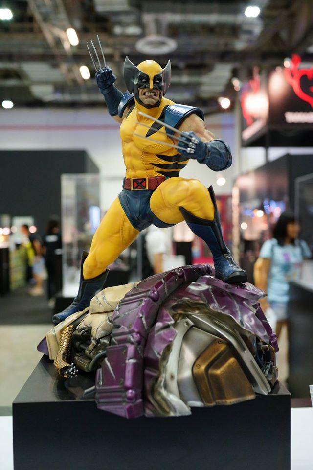 Premium Collectibles : Wolverine - Comics Version - Page 5 8